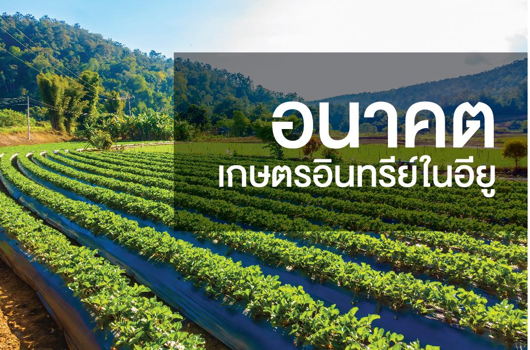 อนาคตเกษตรอินทรีย์ในอียู…?