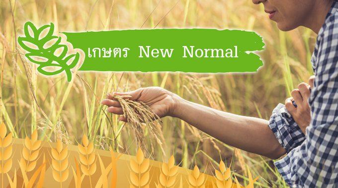 เกษตร New Normal